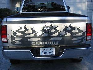 Dodge Ram 2500 Decals All Year Dodge Ram 2500 3500 Graphic Set Stripes