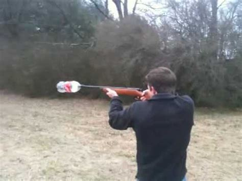 how to make a silencer for a 22 long rifle homemade silencer youtube