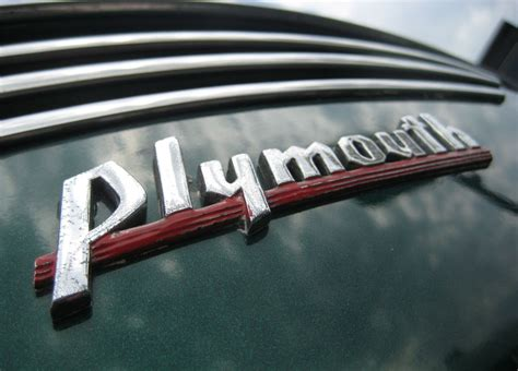 plymouth related emblems cartype