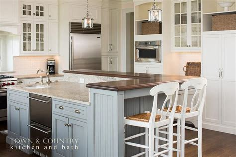 Beachy Looking Bar Stools by Polished Nickel Kitchen Island Knobs Design Ideas