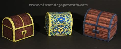Master Of Many Treasures are these the different treasure chests in oot