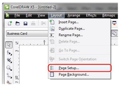 corel draw pdf file size corel draw tutorial to setup files for print