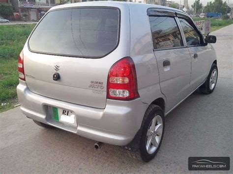 Suzuki 2011 For Sale Used Suzuki Alto Vxr Cng 2011 Car For Sale In Rawalpindi