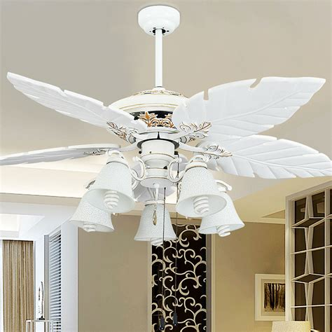 fashion vintage ceiling fan lights style fan ls bedroom
