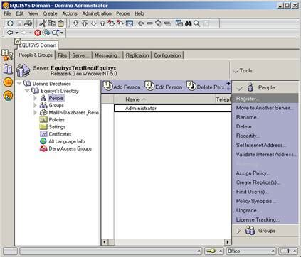 lotus notes installer howto configure lotus domino 6 5 with zetafax 9