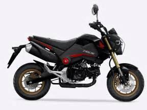 Honda Cer Msx125 Tough Sporty 125cc Motorbikes Honda Uk