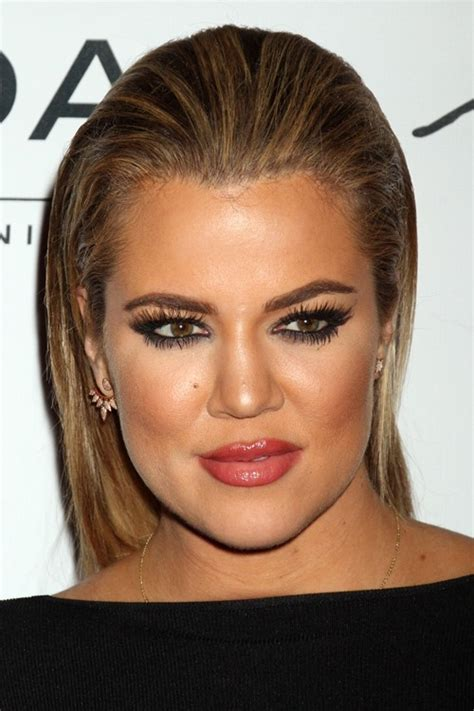 khloe kardashian short hair 2015 short brown hair styles easy straight hair short