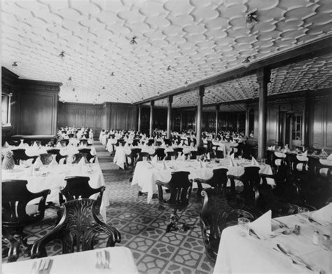 Titanic Third Class Dining Room by Titanic 2nd Class Dining Room 20918