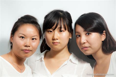 Asia Same But Different by The Bakers Photography All Asian Look The Same
