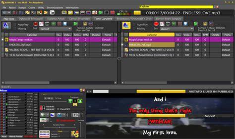 elenco basi karaoke in formato karaoke 5 45 18 pcrestore it