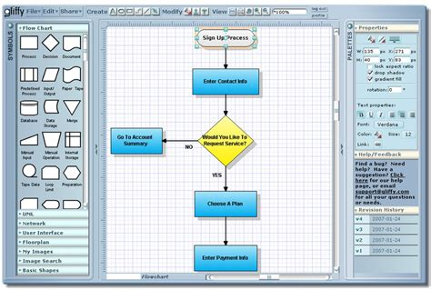 network diagram editor tools for creating charts graphs journalism tech