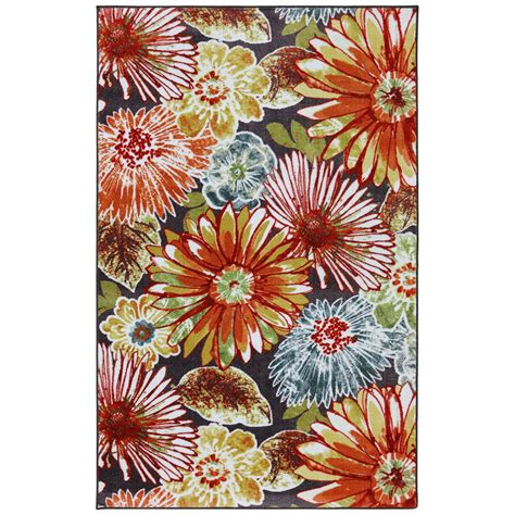10 Ft Rug by Mohawk Home Charm Multi 7 Ft 6 In X 10 Ft Area Rug 003133 The Home Depot