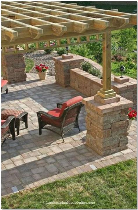patio pergola 92 best patio design ideas exles images on
