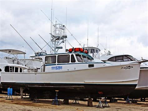 used downeast fishing boats for sale 2001 used custom downeast fishing boat for sale
