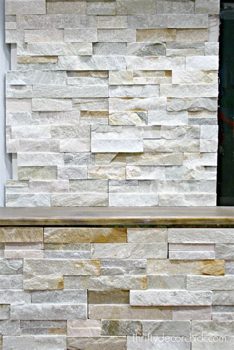 install stacked fireplace how to install stacked tile on a fireplace wall from