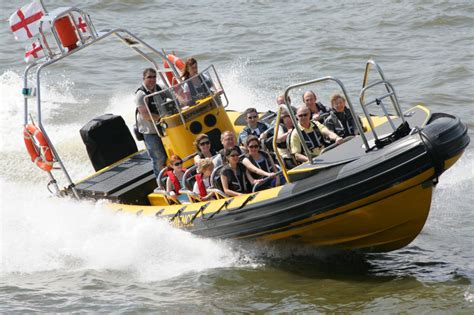 thames river cruise rib 12 brilliant london boat trips to take right now best