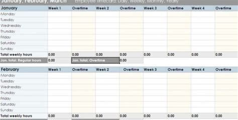 Time Spreadsheet Template Timeline Spreadsheet Spreadsheet Templates For Busines Employee Time Time Study Template Excel