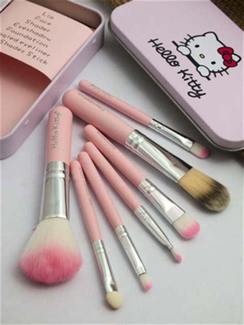 Hello Mini Makeup Brush Set Bk1001 hello mini makeup cosmetic brush set