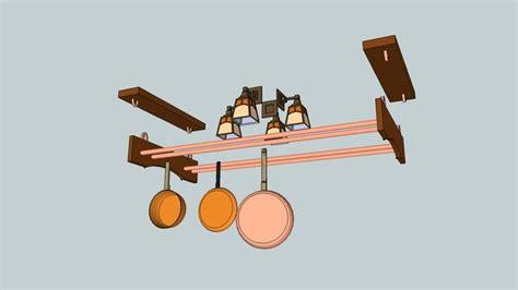 Rolling Pin Pot Rack by 17 Best Ideas About Craftsman Pot Racks On Pot