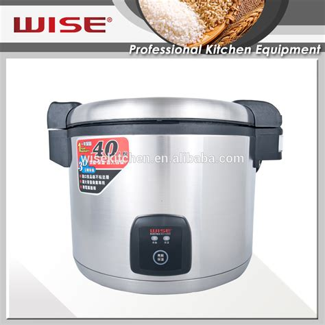 Rice Cooker Restoran large electric commercial rice cooker for restaurant buy non electric rice cooker