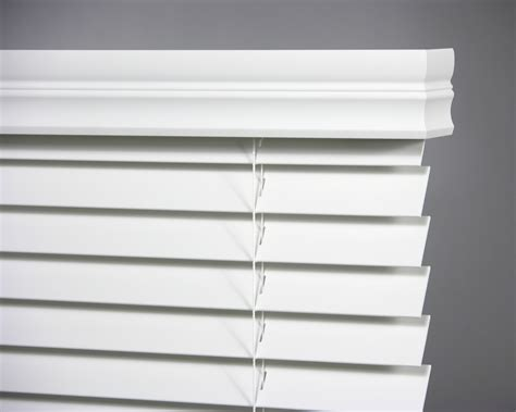 Blind Valance faux wood blinds 3 blind mice window coverings