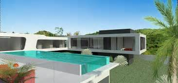 Home Design Furniture Pantip the flying house ultra modern minimalist villa project marbella
