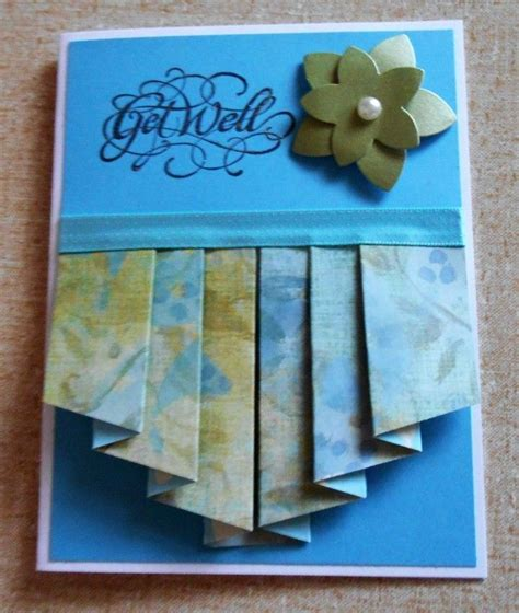 pleat fold top with a paper bag skirt by olu falola 114 best ideas about drape fold cards on pinterest