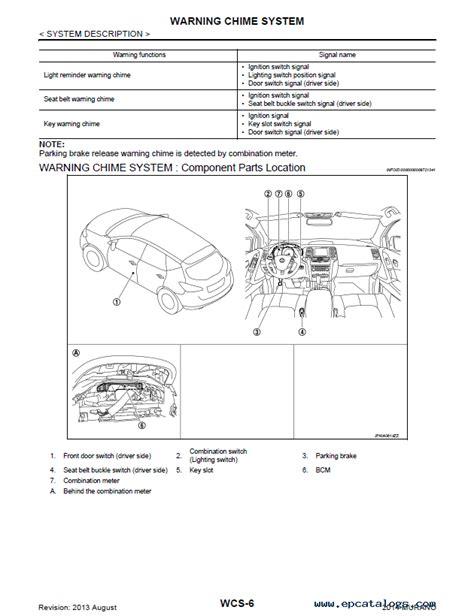 car service manuals pdf 2004 nissan murano navigation system nissan murano model z51 series 2014 service manual pdf