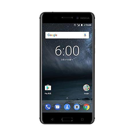 blibli nokia 6 jual nokia 6 smartphone arte black 32gb 3gb online