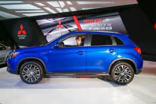 Mitsubishi Outlander Sport Msrp 2016 Mitsubishi Outlander Sport Debuts With Updated Styling