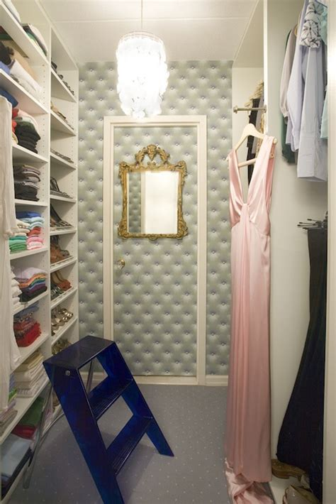 closet ladder hollywood regency closet closette