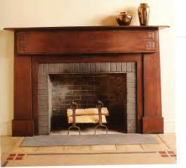 Arts And Crafts Fireplace Mantels Craftsman Style Mantel Bookcases Thisiscarpentry