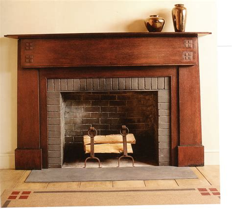 Look Fireplace by Mission Style Fireplace Mantel Gen4congress