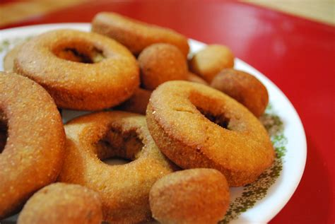 Handmade Donuts - how to make doughnuts donuts with recipe