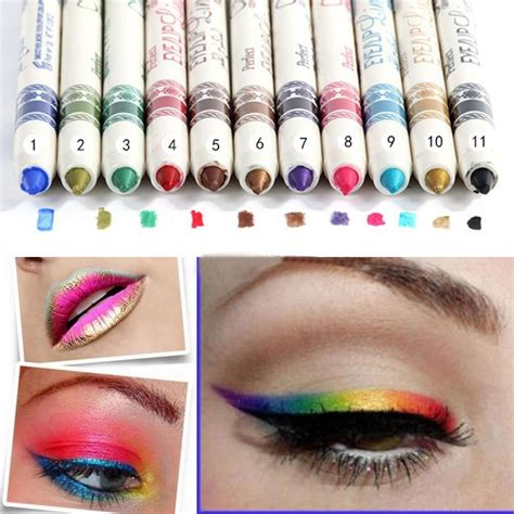 Eyeliner Dan Lipliner Pensil 2in1 Ozera Waterproof ads lasting sparkle eye and lip pencil get now pk
