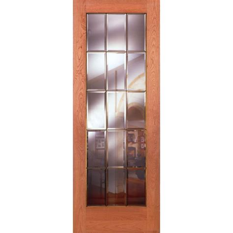 upc 845779000031 feather river doors door 15 lite clear