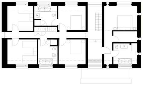 First Floor Master Bedroom House Plans mortehoe house by mclean quinlan architects