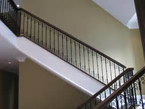 Iron Stair Rails And Banisters Stair Railing Vancouver Wrought Iron Railing Edmonton
