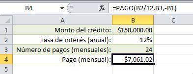 como saber la tasa de un prestamo con los pagos tabla de amortizaci 243 n en excel excel total