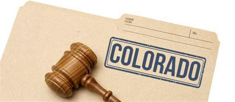 See Your Criminal Record Want To See What Is On Your Colorado Criminal Record