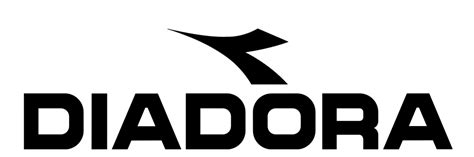 italian football tennis running shoes and clothing manufacturer diadora logo fashion and clothing logonoid