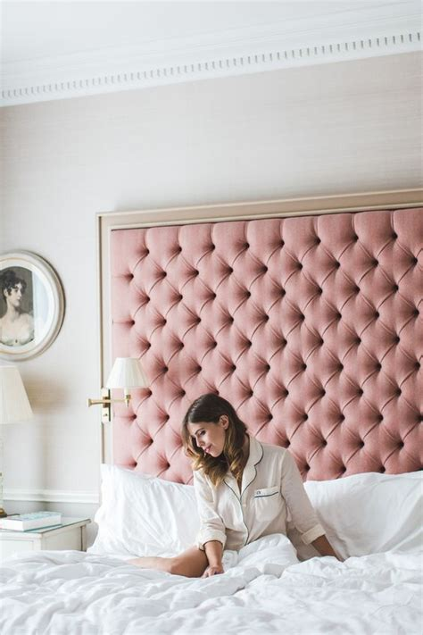 Tufted Headboard Pink by 7 Upholstered Headboard Ideas For Your Bedroom Tradesmen