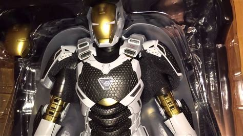 hot toys iron man mk starboost unboxing youtube