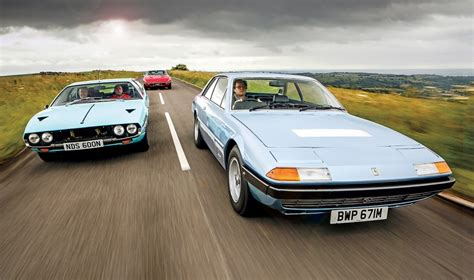 Maserati Vs Lamborghini by Road Test 365gt4 2 2 Vs Lamborghini Espada