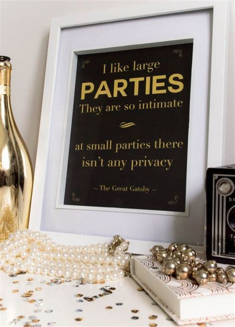 themed party quotes roaring 20 party ideas great gatsby party supplies