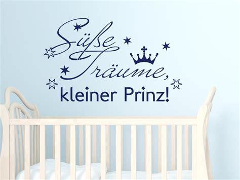 Wandtattoo Kinderzimmer Kleiner Prinz by Wandtattoo Aufkleber F 252 R Kinderzimmer Spruch S 252 223 E
