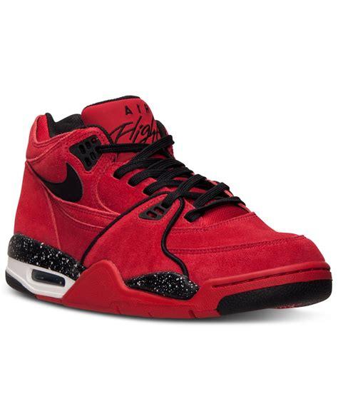 air nike sneakers silver mens nike air flight 89 shoes