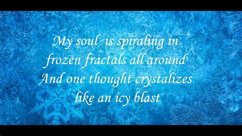 go song let it go frozen lyrics www pixshark com images