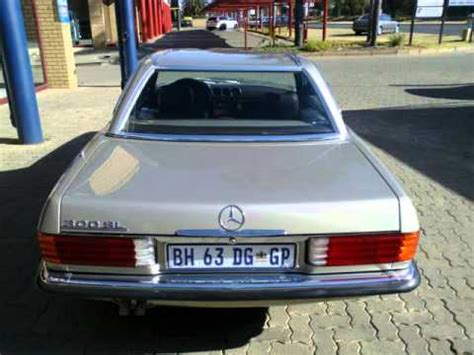 Auto H Sl by 1988 Mercedes Sl Class Sl 300 L H D Auto For Sale