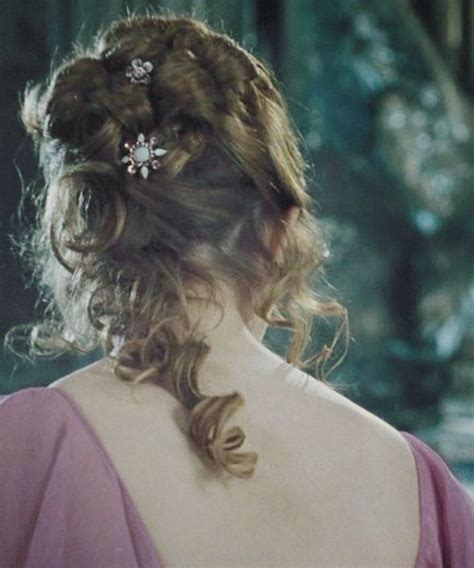 Hermione Yule Ball Hairstyle | hermione hair fairy tale hair pinterest